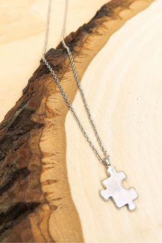 Pick Up The Pieces Charm Necklace