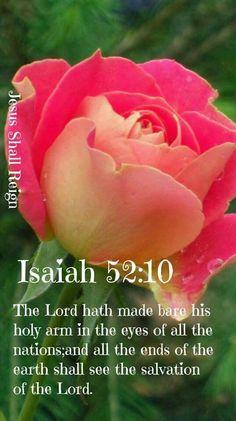 Isaiah 52:10