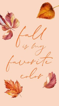 Fall Phone Wallpapers Fall Is My Favorite Color - Phone Wallpaper - Pretty Collected Free Fall Wallpaper, Wallpaper Spring, Iphone Wallpaper Herbst, Iphone Wallpaper Photos, Pretty Phone Wallpaper, Wallpaper Free Download, Wallpaper Pictures, Of Wallpaper, Cute Wallpapers