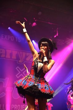 A story of Berikyu Concert in Paris ~Like An Alumni Reunion After A Long Interval~ | Japanese kawaii idol music culture news | Tokyo Girls Update / ℃-ute - 矢島舞美 Maimi Yajima