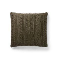 Kentville Wool Throw Pillow - Ralph Lauren Home Decorative Pillows - RalphLauren.com