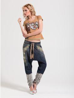 Harem pants. Street wear. Got that style? www.cladu.fi