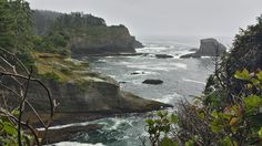 Neah Bay, WA: the Northwestern-most Point in the continental US.