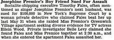 Timothy Fales, Boyfriend of Singer Josephine Premice, Sued… | Flickr