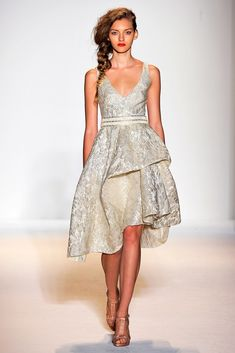 Lela Rose Spring 2011 Ready-to-Wear Collection Photos - Vogue