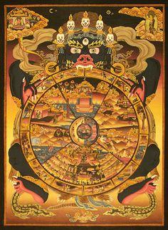 tibetischen kunst tibetischen buddhismus buddhistische kunst mandala kunst neues leben vergangenheit coole kunst japanische kunst kunstmuseum