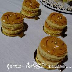 Mini naked cake de churros