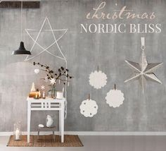 Will have to make a board for my new Nordic crush....what's not to like :)
