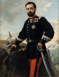 Francisco Oller (Puerto Rican, 1833–1917). Colonel Francisco Enrique Contreras, 1880. Oil on canvas, 59 5/8 x 41 1/2 x 1 3/8 in. (151.4 x 105.4 x 3.5 cm). Museo de Arte de Ponce, The Luis A. Ferré Foundation, Inc., Ponce, Puerto Rico.