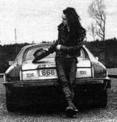 Ride with Carl.  Carl McCoy- Fields of the Nephilim