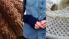 Getting Beyond Garter Stitch: Or, How to stop being a beginning knitter