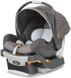 Like this pattern for neutral girl carseat  Chicco KeyFit 30 Infant Car Seat - Lilla