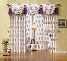 Contemporary Curtains Designs