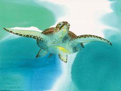 Wyland Art Galleries of Key West, Islamorada and Sarasota, FL - environmental art and murals, dolphin artwork