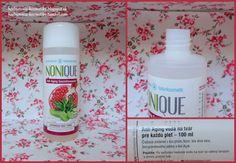 Hodnotenia kozmetiky: Nonique *voda na tvár pre každú pleť* Anti Aging Drink Bottles, Vodka Bottle, Aloe Vera, Anti Aging, Ale, Organic Beauty, Ale Beer, Ales, Beer