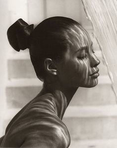 Christy by Herb Ritts