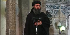 ISIS 'Caliph' Threatens Israel in New Audio Message Apart from a shift in focus to threaten Israel, the message consists of the same ISIS themes - calling on all Muslims to pledge allegiance & join the fight. BY ELLIOT FRIEDLAND Sun, December 27, 2015  Abu Bakr al-Baghdadi, self proclaimed Caliph of the Islamic State.