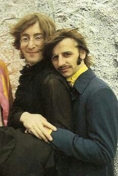 Mad Day Out, John & Ringo <3