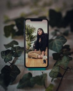 """plants are friends"" . Photography Editing, Portrait Photography, Photography Ideas, Photoshoot Concept, Plants Are Friends, Facetime, Bokeh, Polaroid Film, Ideas Para"