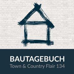 Bautageuch. Wir bauen ein Flair 134 mit Town & Country #Fertighaus #Energiesparhaus #klassisch #Satteldach #grundriss #town&country #flair134 #bautagebuch #Bauphase #Planung #Hausbau #Bauherr #Bautagebuch #Baublog #eigenheim #Baufortschritt #einfamilienhaus