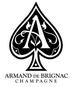 Armand de brignac demi sec champagne Ace Of Spades Tattoo, Demi Sec Champagne, Ass Tattoo, Ace Logo, Armand De Brignac, Wine Names, Famous Wines, Sour Cream And Onion, Gambling Quotes