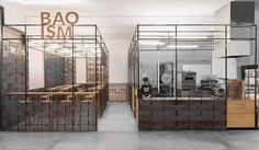 Marzua: Restaurante Baoism por Linehouse