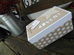 Haus voller Ideen: Maxi-Schachteln mit dem Umschlagbrett