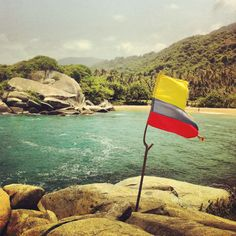 Parque Tayrona Ap Spanish, How To Speak Spanish, Largest Countries, Countries Of The World, Spanish Speaking Countries, Exotic Places, The Republic, Romantic Travel, Latina