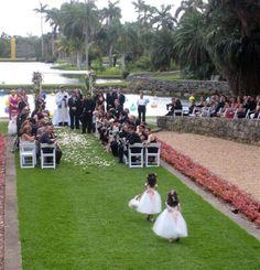 32 Best Weddings At Fairchild Images Wedding Botanical Gardens