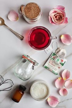 Rose Hibiscus Whipped Body Butter | Poppytalk