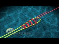 The New Fly Fisher demonstrates a brief video educating you anglers on how to tie the Albright Knot! Fishing Line Knots, Fly Fishing Tips, Fishing Rigs, Surf Fishing, Rope Knots, Fish Man, Rope Crafts, 550 Paracord, Fish Hook