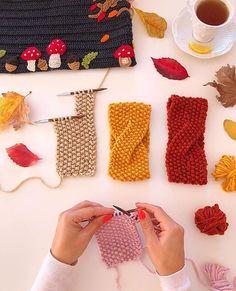 photo description available. : No photo description available. No photo description available. : No photo description available. Aprenda a Fazer Bolsa de Crochê Com Barbante Passo a Passo HOLY HEAD BAND Diy Crafts Knitting, Knitting Blogs, Free Knitting, Crochet Projects, Free Crochet, Knit Crochet, Crochet Hats, Beginner Knitting, Baby Knitting Patterns