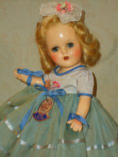 Beautiful 13 inch Nancy by Arranbee vintage doll