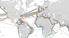 #Internet El cable que unirá España con Brasil para proteger los datos de los usuarios