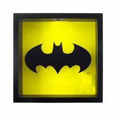 Quadro Porta Rolha Batman