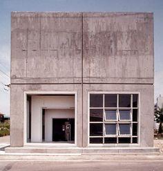 Todoroki Residence(1974) Chiba, Japan藤井建築研究室