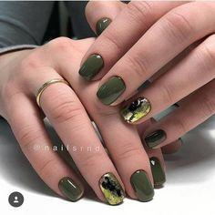 74+ Nail Polish Khaki Green