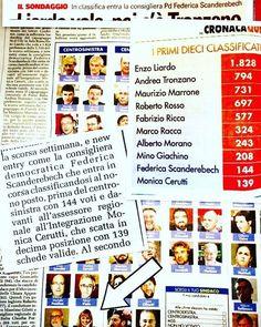 Ieri con gran sorpresa su CronacaQui risulto la più votata di tutto il centrosinistra per le primarie su chi vorreste come Sindaco di Torino! Grazie a tutti coloro che mi hanno votata e mi sostengono quotidianamente! Potete ancora votarmi tagliando il talloncino che c'è su CronacaQui e spedendolo in redazione con scritto SCANDEREBECH! #ScriviScanderebech #scanderebech #pd #torino #Sindaco #partitodemocratico #sinistra #centrosinistra #candidata #candidati #votatemi http://ift.tt/1KF8mYf…