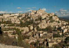 4 der schönsten Dörfer Frankreichs | Eine Tagestour durch das Département Vaucluse