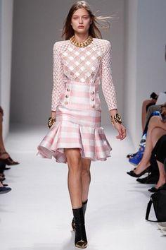 Balmain (Cool Chic fashion desgin  )