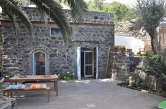 Vacation Rental in CataniaSicily - Typical house with garden by the sea