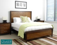 Luxury bedrooms with oversized windows and plush carpeting