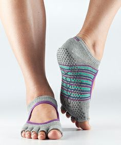 Want them for my #barre and Reformer classes! Half Toe with Grip - BELLA