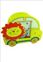 Lion Car 3 in 1 Pencil Holder | Photo Frame Pen Stand