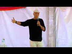 Wayne Dyer at the Wanderlust Festival Speakeasy - Squaw Valley CA.  A Western Shaman, with some of his best teachings ever.  He gets better and better every year.  This from 2012.