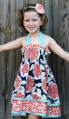 Create Kids Couture : Blog title - Great stuff to sew for girls!