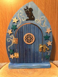 Opening Fairy Door