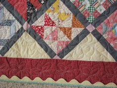 dream quilt create: The Farmer's Wife quilt