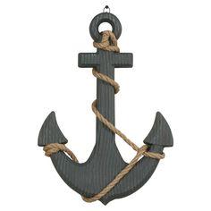 Ship Anchor Wall Décor