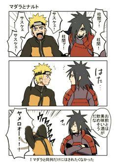 Naruto / Madara :)